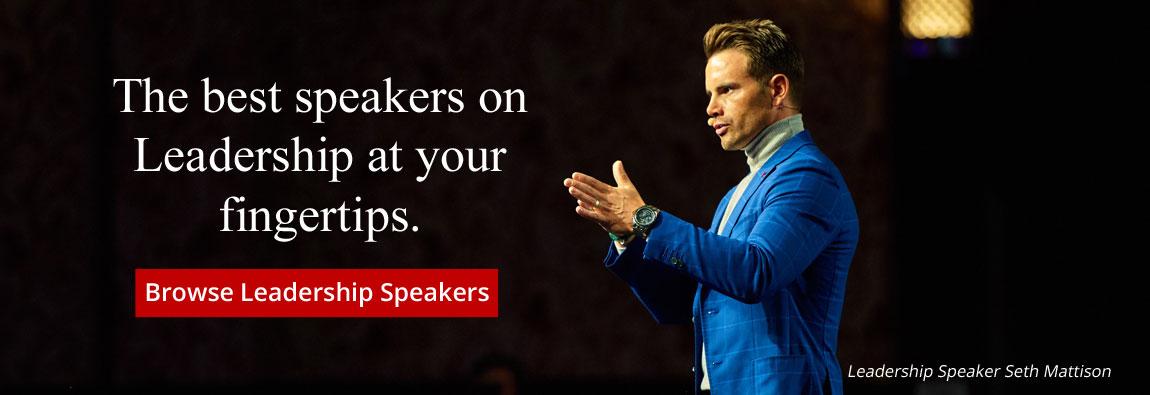 hp slide leadership speakers - Home