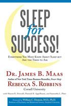 james maas health book2 - James B. Maas