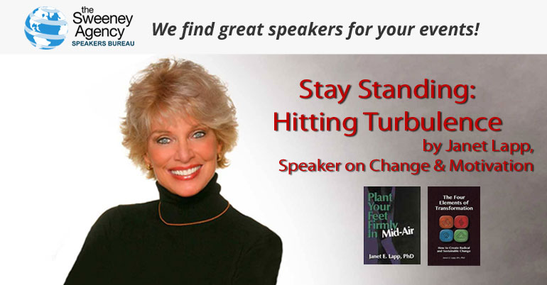 Stay Standing: Hitting Turbulence
