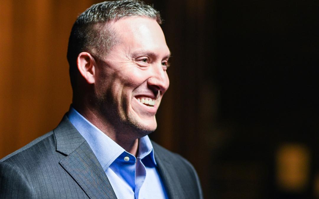 Dr. Jared Cox Speaker