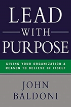 john baldoni leadership book - John Baldoni