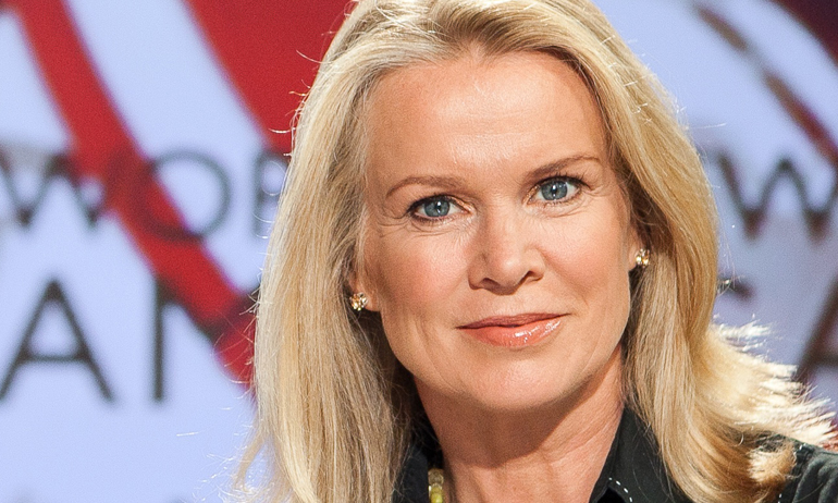 Katty Kay - Geopolitics Economy and Finance Emcee, Moderator and Host  Speaker