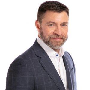 Motivational speaker on Sales & Leadership Kevin Brown at The Sweeney Agency Speakers Bureau