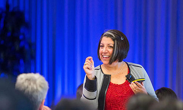 Linda Galindo Speaker