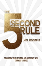mel robbins bookcover2 - 3 Great Books on Motivation Everyone Should Read