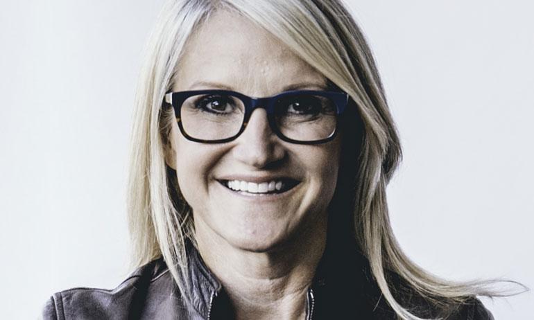 Mel Robbins Speaker