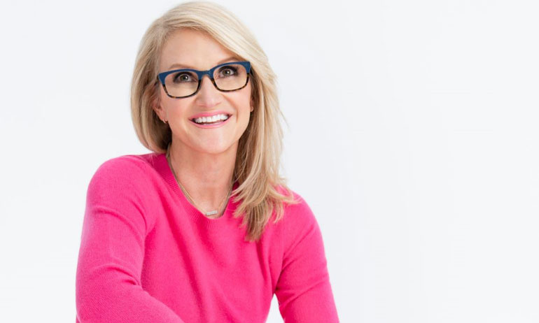 Motivation keynote Mel Robbins Speakers Bureau The Sweeney Agency