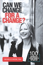 michelle rozen change book2 - 10 Inspiring Books on Change