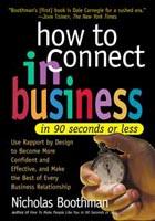 nicholas boothman communication book - Nicholas Boothman