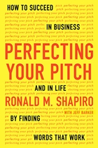 ron shapiro communication book4 - Ron Shapiro
