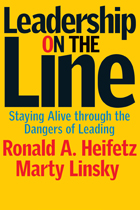 ronald heifetz leadership book - Ronald A. Heifetz