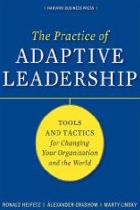 ronald heifetz leadership book1 - Ronald A. Heifetz
