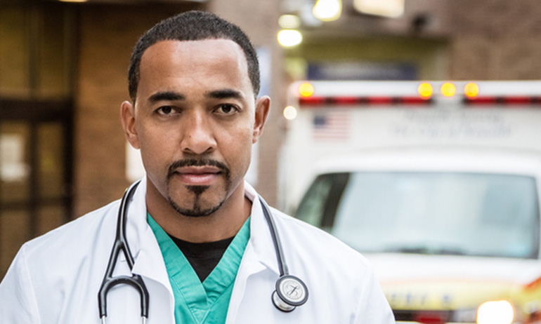 Dr. Sampson Davis Speaker