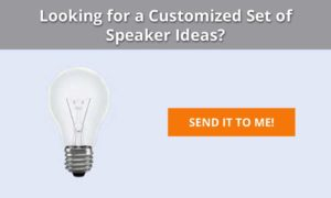 speaker ideas 300x180 - Top 10 Lists