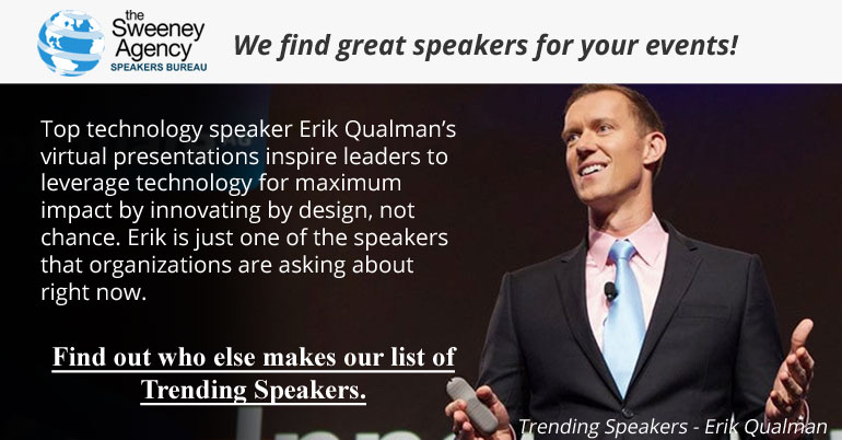 Top 10 Speakers That Are Trending