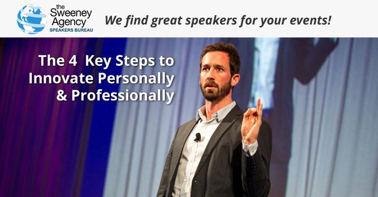 The 4 Key Steps to Innovate Personally & Professionally