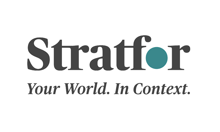 stratfor logo - Sweeney Speakers Listings
