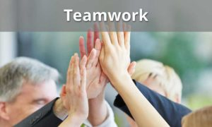 teamwork topic page - Speaker Topics