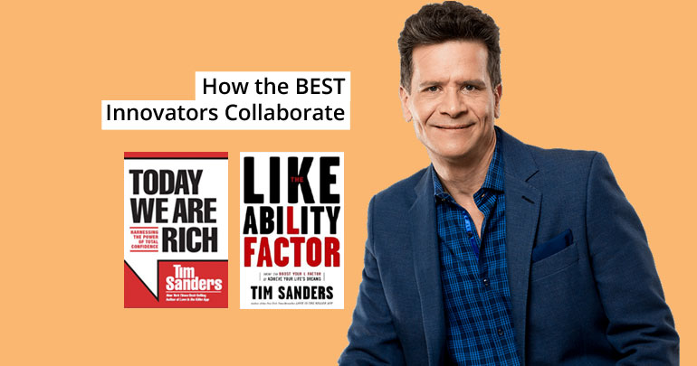 How the BEST Innovators Collaborate