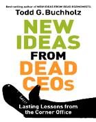 todd buchholz economic book2 - Todd Buchholz