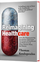 tom koulopoulos healthcare book - Tom Koulopoulos