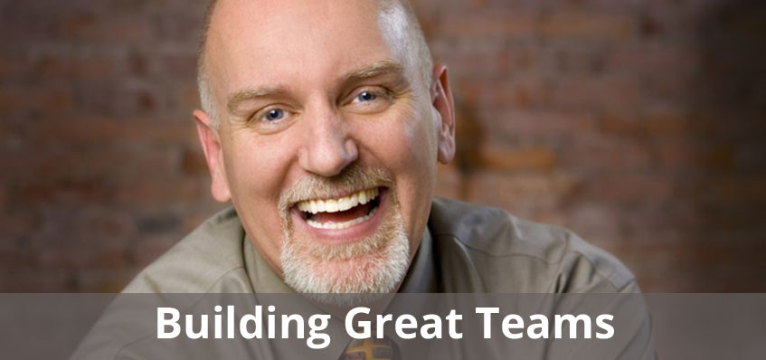top speakers on building great teams - Home