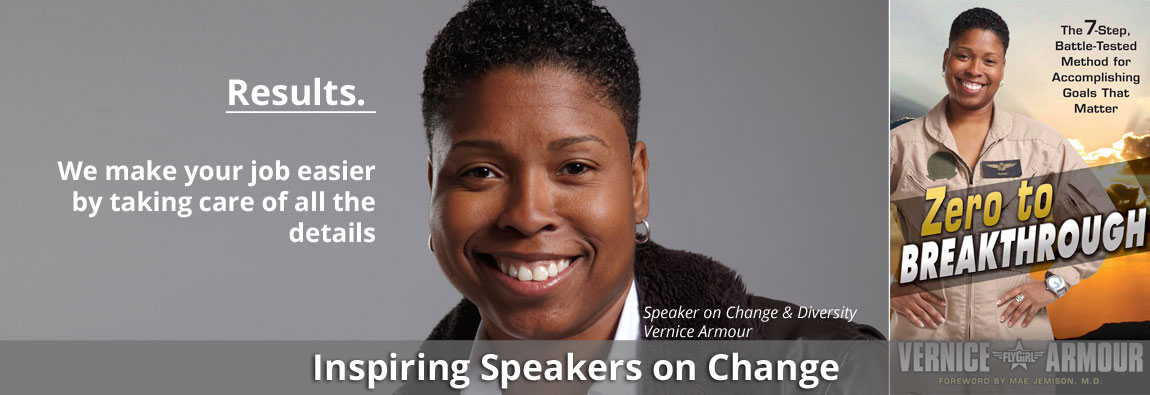 Top 10 Speakers on Change
