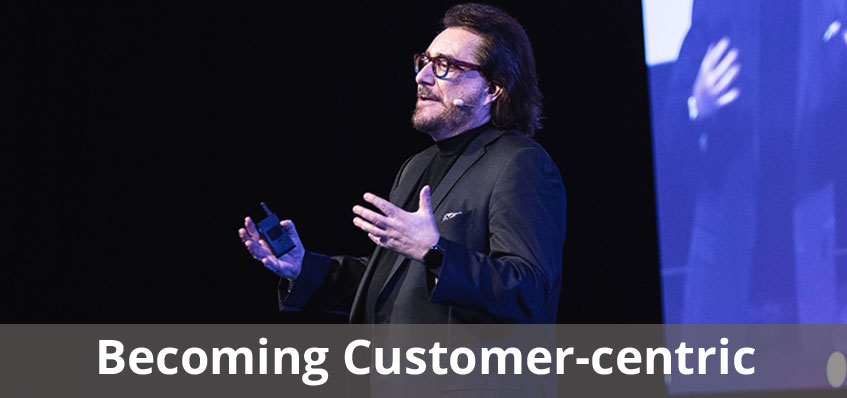 top speakers on customer centric - Home