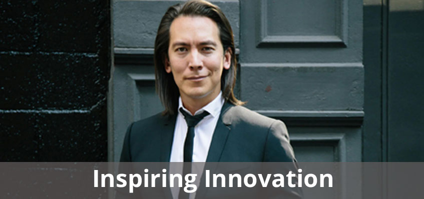 top speakers on inspiring innovation - Home