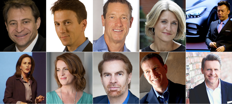 Top 10 Speakers on the Trends Shaping the Technology Industry