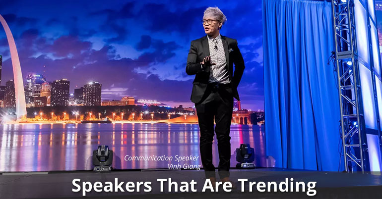 Speakers That Are Trending