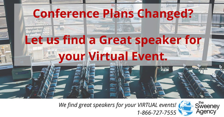 Highest Rated Speakers for Virtual Events