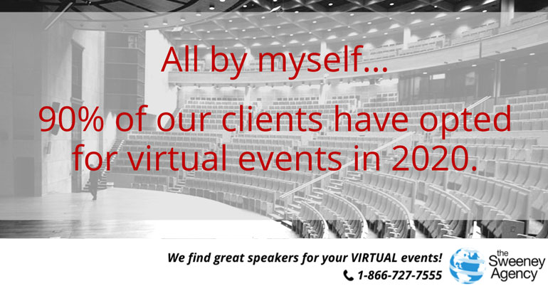 Top Rated Speakers for Virtual Events