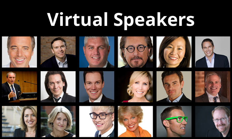 virtual speakers topic page - Speaker Topics