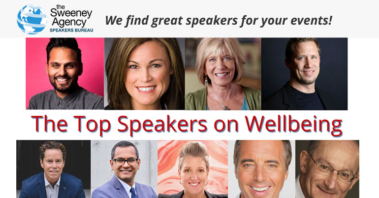 The Best Speakers on Wellbeing