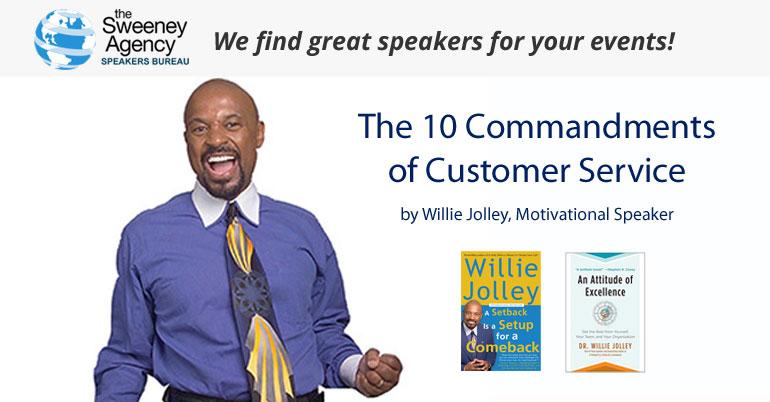 The 10 Commandments of Customer Service